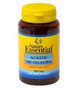 Aceite de onagra 100 perlas de 500mg de Nature Essential