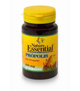 PROPOLIS 800mg 60 Tabletas de Nature Essential