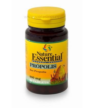 PROPOLIS 800mg 60 Tabletas de Nature Essential