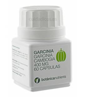 GARCINIA CAMBOGIA 60 Cápsulas 400mg de Botánica Nutrients