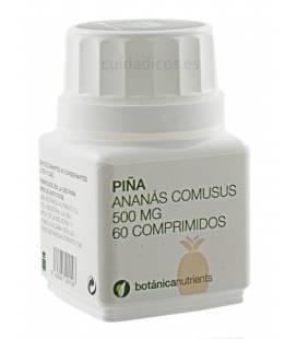 PIÑA (ANANAS) 60 Comprimidos 500mg de Botánica Nutrients