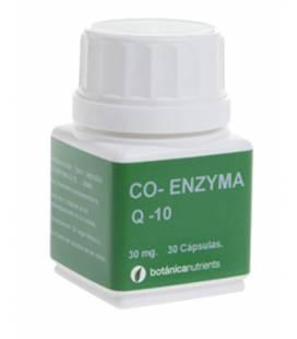 COENZIMA Q10 30 Cápsulas 30mg de Botánica Nutrients