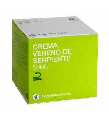 CREMA DE VENENO SERPIENTE 50ml de Botánica Nutrients