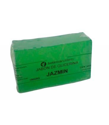 JABON AROMATICO DE GLICERINA CON OLOR A JAZMIN 100g de Botánica Nutrients