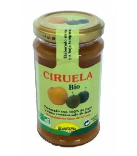 Mermelada de ciruela con fructosa de Granovita