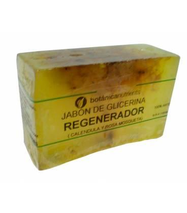 JABON DE TRATAMIENTO REGENERADOR (CALEND Y ROSA M) 100g de Botánica Nutrients