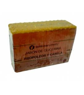 JABON DE TRATAMIENTO PROPOLEO Y CANELA 100g de Botánica Nutrients