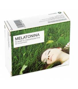 MELATONINA 1,9mg 45 Comprimidos de Botánica Nutrients
