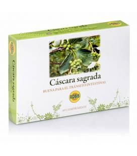 CASCARA SAGRADA 60 Comprimidos de 350mg de Robis