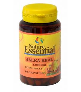 Jalea real 60 cápsulas de 1000 mg de Nature Essential
