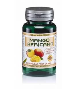 Mango Africano 60 cápsulas de 530 mg de Robis