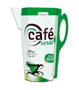 CAFE VERDE líquido 500ml de DRASANVI