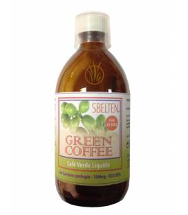 SBELTEN GREEN COFFEE (Café verde líquido) 500ml