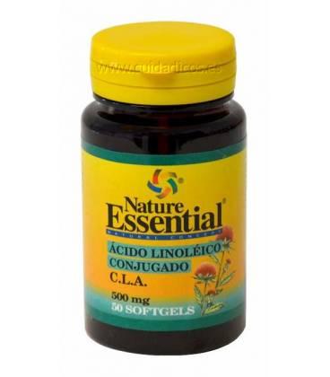 CLA 500mg 50 Perlas de Nature Essential