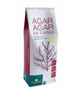 AGAR AGAR EN FIBRAS 25g de Porto Muiños