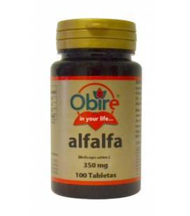 Alfalfa 100 tabletas de 350mg de Obire
