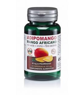 Adipomango 60 cápsulas de 550 mg de Robis