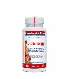 Multienergy 30 tabletas de Lamberts Plus