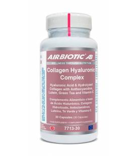 Collagen hyaluronic complex 30 Cápsulas de Airbiotic