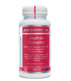 AZAFRAN COMPLEX 30 Cápsulas de Airbiotic AB