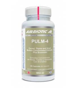 PULM-4 60 Cápsulas de Airbiotic
