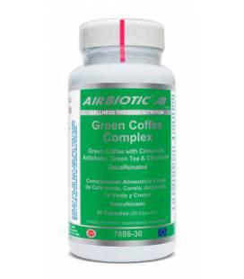 GREEN COFFEE COMPLEX (Café verde DESCAFEINADO) 30 Cápsulas de Airbiotic