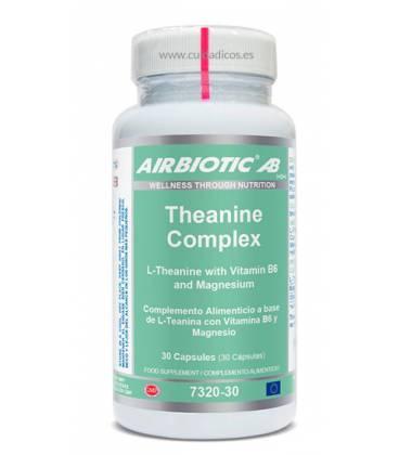 THEANINE COMPLEX (L-Teanina) 30 Cápsulas de Airbiotic