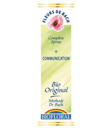 Flores de Bach BIO - COMPLEJO Nº 5 COMUNICACION 20ml de Biofloral