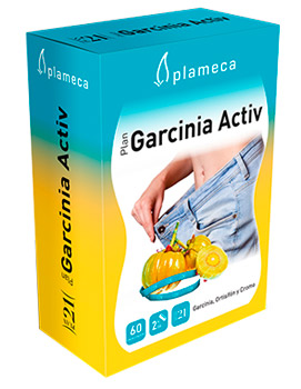 Plan 21 - Plan Garcinia Activ de Plameca para perder peso