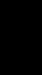 Estructura química de un parabeno.