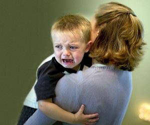Ser padres puede causar ansiedad en determinados momentos de la vida.