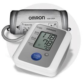 Un tensiómetro es un buen aliado en casa de una persona con hipertensión
