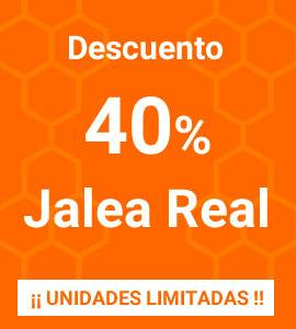Descuento 40% Jalea Real