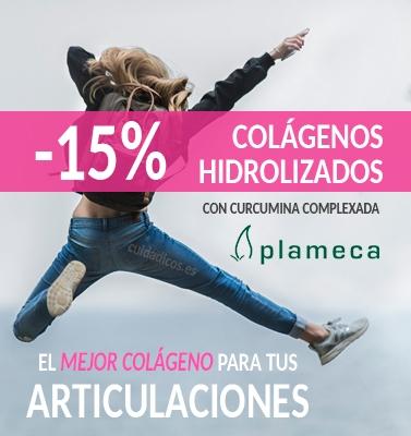 Comprar colágeno hidrolizado con curcumina compleada Curarti de Plameca al mejor precio online