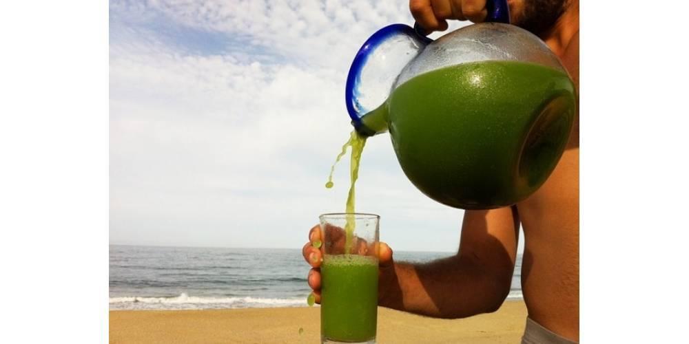 10 Razones por las que deberías tomar zumos o batidos vegetales