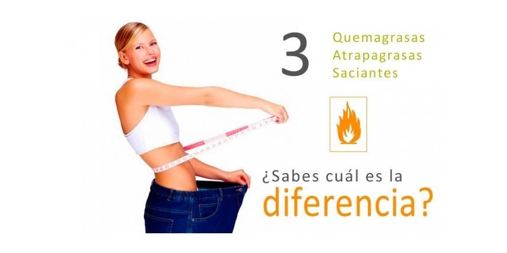 Los 3 mejores complementos naturales para perder peso